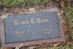 George Edward Dupre