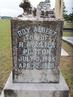 Roy Albert Poston