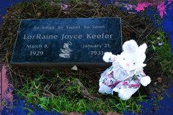 LorRaine Joyce Keefer