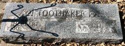 Ruth <i>Pettis</i> Toothaker