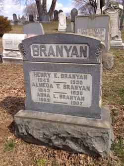 Anna Laura <i>White</i> Branyan