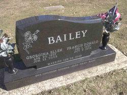 Georgine Ellen Jean <i>Day</i> Bailey