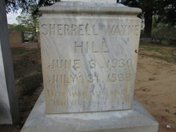 Sherrell Wayne Hill