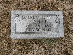 Marneta <i>Luper</i> Fisher