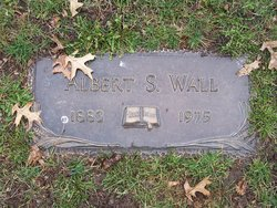 Albert Stephen Steve or Stephen Wall
