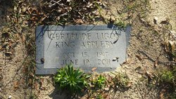 Gertrude <i>King</i> Appleby