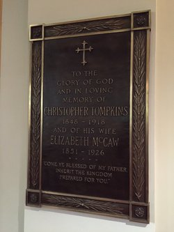 Elizabeth McCaw Tompkins