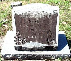 Martha Missouri <i>Kesler</i> Martin