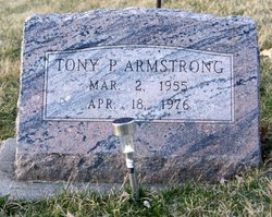 Tony Phillip Armstrong