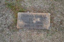 Thomas Eugene Tom Beall