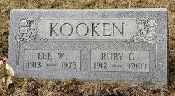 Ruby G <i>McMullen</i> Kooken