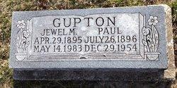 Neva Jewel <i>Montgomery</i> Gupton