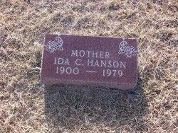 Ida <i>Anderson</i> Hanson