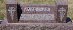 Grace Mindent <i>Tjaden</i> Ackerman