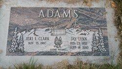 Jay Lynn Adams