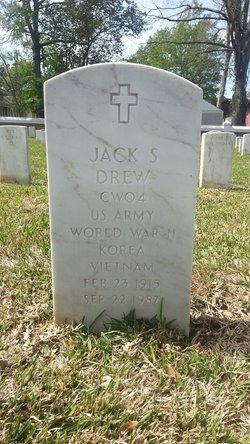 Jack Sanford Drew