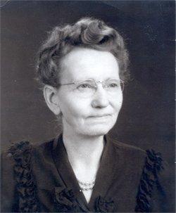 Mary Jane Mollie <i>Etier</i> Warwick