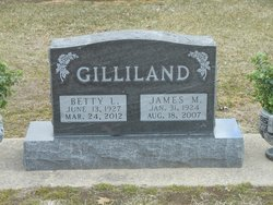 Betty L <i>Horton</i> Gilliland