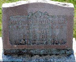 Ida Elizabeth <i>Boyd</i> Broderick
