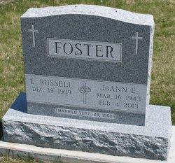 JoAnn E <i>Knisley</i> Foster