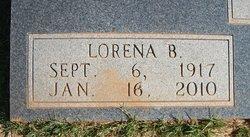 Lorena Bell <i>Evans</i> Ware