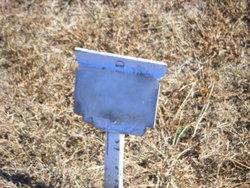 Unmarked Grave Marker Unknown