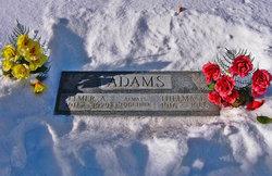 Thelma Ethelda <i>Carter</i> Adams