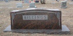 Ruth <i>Cone</i> Billings