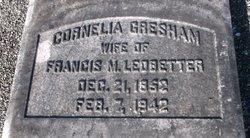 Cornelia H. <i>Gresham</i> Ledbetter