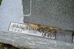 Rev Thomas Franklin Dornblaser