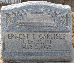 Ernest L Carlisle