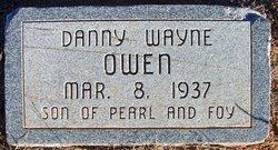 Danny Wayne Owen