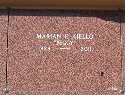 Marian Peggy <i>Morgan</i> Aiello