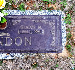Gladys Mae <i>Olive</i> Herndon