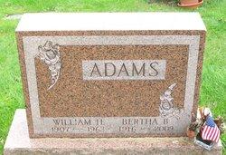 Bertha <i>Beckwith</i> Adams