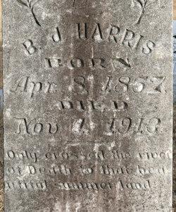 Burl Jerome B J Harris