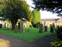 Kinross West Churchyard