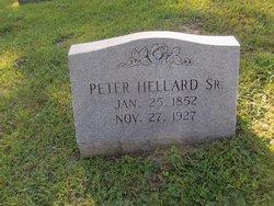 Hiram Peter Pete Hellard, Sr