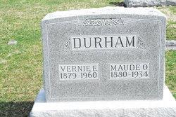 Vernie Elton Durham