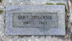 Lillian Ida Lily <i>Craig</i> Broughton
