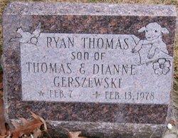 Ryan Thomas Gerszewski