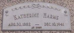 Katherine Harms