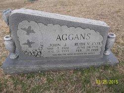 Ruth V. <i>Cox</i> Aggans