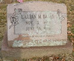 Lillian Myrtle <i>Fike</i> Bates