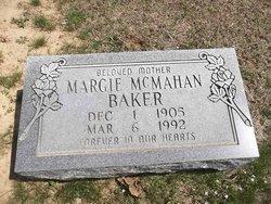 Margie <i>McMahan</i> Baker