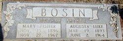 Mary <i>Fisher</i> Bosin