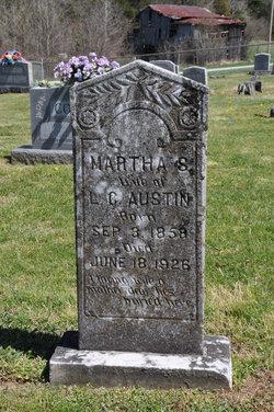 Martha <i>Sanderson</i> Austin