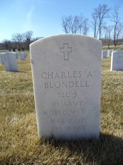 Charles A Blondell