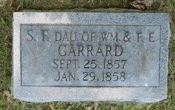 S. F. Garrard