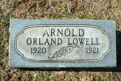 Orland Lowell Arnold